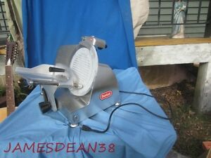 Berkel 825 Gravity Feed Slicer Meat Cheese