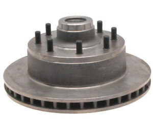 Disc Brake Rotor And Hub Assembly Front Raybestos 76399r Fits 95 97 Dodge B3500