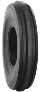 5 50 16 Load Range C F2 Harvest King 3 Rib Front Tractor Tire W tube Fits Fords