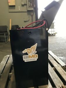 Brand New Electric Forklift Battery 12 85 13 W cover