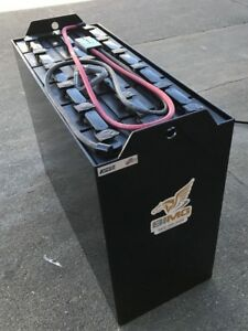 Brand New Electric Forklift Battery 18 125 15