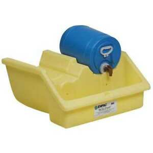 Pail Containment System stationary Enpac 6010 ye