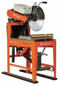 Husqvarna Ms510 Masonry Saw Wet Cut Elctrc 20 In
