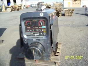 Lincoln Classic 300d Engine Drive Welder generator Parts Machine Code 11411