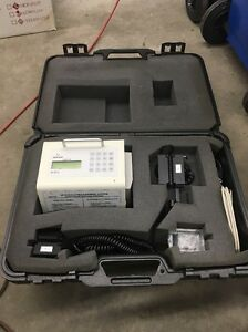 Varian Vk 5010 Dissolution Clh Centerline Height Tester tested