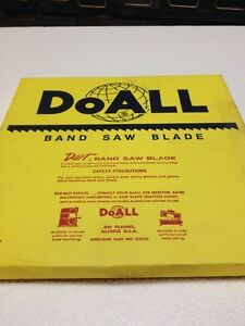 New Doall Dart 3 8 Band Saw Blade 100ft Type 308 221