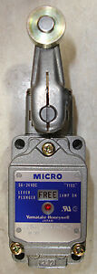 New Honeywell Micro Switch Limit Switch 1ls j550e5 u Same Day Shipping