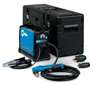 Miller Spectrum 375 X treme Plasma Cutter With Xt30 Torch 907529