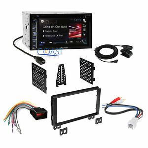 Pioneer Car Radio Stereo Dash Kit Wire Harness For 01 06 Ford Lincoln Mercury