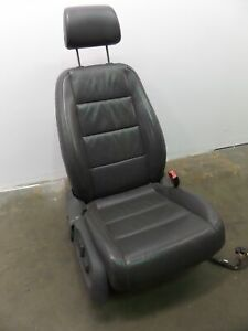 Vw Jetta Tdi Right Front Leather Seat Mk5 05 08 Oem