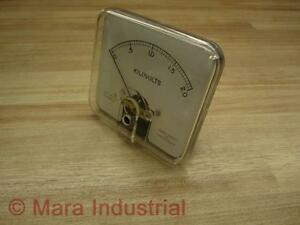 Assembly Products 31 0018 0000 Kilovolts Meter