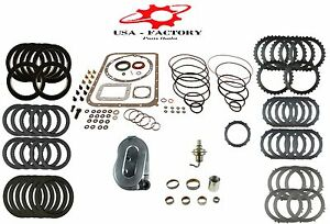 Super Transmission Rebuild Kit For Allison At540 542 545 With Deep Pan