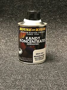 House Of Kolor Kk01 Brandywine Intensifier 8 Oz