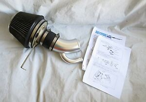 Jdm Blitz Sus Power Intake Insuction Kit Air Filter Sw20 Mr2 Mk2 3s gte Ver 3 5