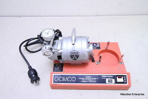 Gomco 400 Aspiration Suction Pump Aspirator