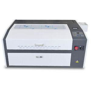 50w Co2 Laser Engraving Cutting Machine 300mm 500mm Usb With Rotary