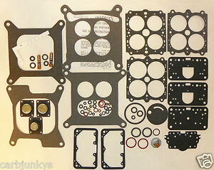 Holley 4776 4777 4778 4779 4780 4781 Double Pumper Carb Kit Fast Free Shipping