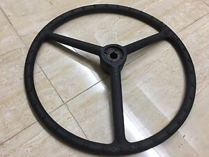 Steering Wheel Massey Ferguson 20 35 50 65 Tractor Key Type