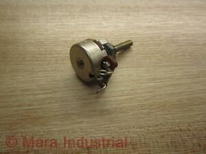 Part 845810 0106 Potentiometer pack Of 3