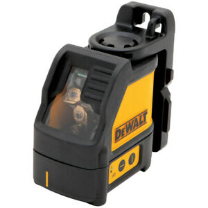 Dewalt Self leveling Horizontal vertical Cross Line Laser Dw088k New