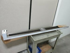 New Quickdraw 801552 Conveyor Length 72 Long With Power Supply