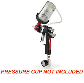 3m 16587 Accuspray Hgp Spray Gun With Air Valve Regulator 3m 16587