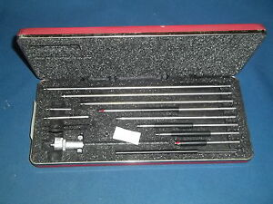 Starrett 124 Machinist 2 12 Depth Micrometer