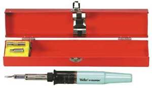 Soldering Iron Kit pyropen butane Weller Wsta3