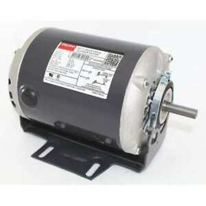 Dayton 6k030 Motor 1 3 Hp split Ph 1725 Rpm 115 V