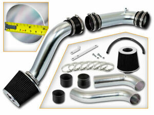 Black Cold Air Intake Kit Dry Filter For Ford 1990 1997 Thunderbird 3 8l V6 Na