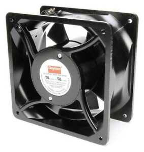 6 15 16 Square Axial Fan 230vac Dayton 2rte2