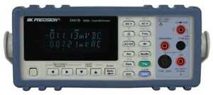 Bench Multimeter dual Display true Rms B k Precision 5491b
