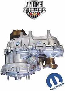 Rubicon Transfer Case 4 1 Jeep Wrangler Jk All Manual Transmissions Direct Fit