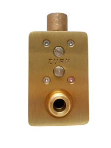 Zurn Z1349 3 4 Exposed Wall Hydrant For Narrow Wall All Bronze