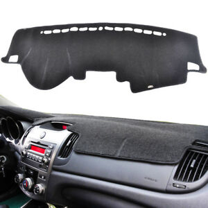 Xukey Dash Mat Dashboard Cover Dashmat For Kia Forte Cerato 2010 2012 2013