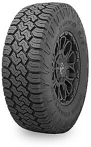 Toyo Open Country C T Lt265 60r20 E 10pr Bsw 4 Tires