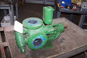 Rebuilt Viking 3 X 2 7 8 Positive Displacment Pump 100gpm 780rpm Kk4125r