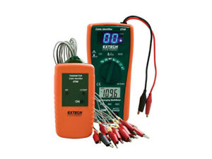 Extech Ct40 Cable Testers