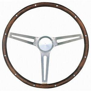 Grant 967 0 Classic Nostalgia Series Steering Wheel 15 Walnut Grip