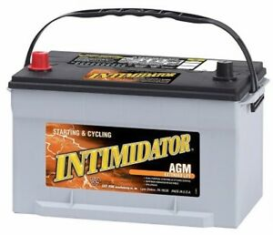 Deka Genuine New 9a65 Intimidator Agm Battery 860amp Cranking Power group 65