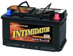 Deka Genuine New 9a94r Intimidator Agm Battery 920amp Cranking Power group 94r