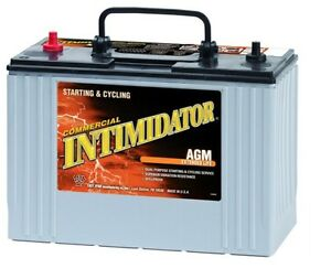 Deka Genuine New 9a31p Intimidator Agm Battery 1050amp Crankingpower group 31p