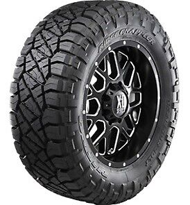 Nitto Ridge Grappler 33x12 50r18 F 12pr Bsw 4 Tires