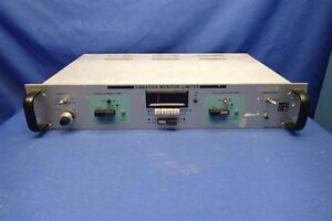 Unholtz dickie Vibration Monitor Limiter Model Am123 Needs Repair