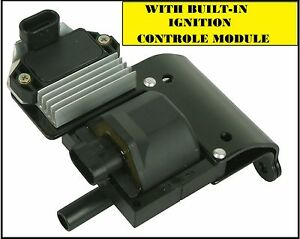Dr49 New Ignition Coil With Built In Controle Module 10489421 8104894210 D577