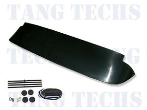 Civic 92 95 3dr Hatch Back Spoon Style Spoiler Wing