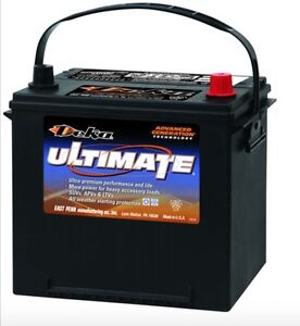 Deka Genuine New 735mf 12 volt Battery 785amp Cranking Power group 35