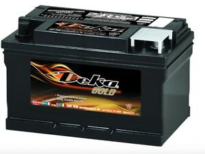 Deka Genuine New 641mf 12 volt Gold Battery 800amp Cranking Power group 41 T65