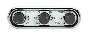 Dakota Digital Ac Heater Climate Controller Panel For Vintage Air Dcc 3000 hc sw