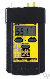 Ford Code Reader Tool Scanner Diagnostic Scan Obd Can